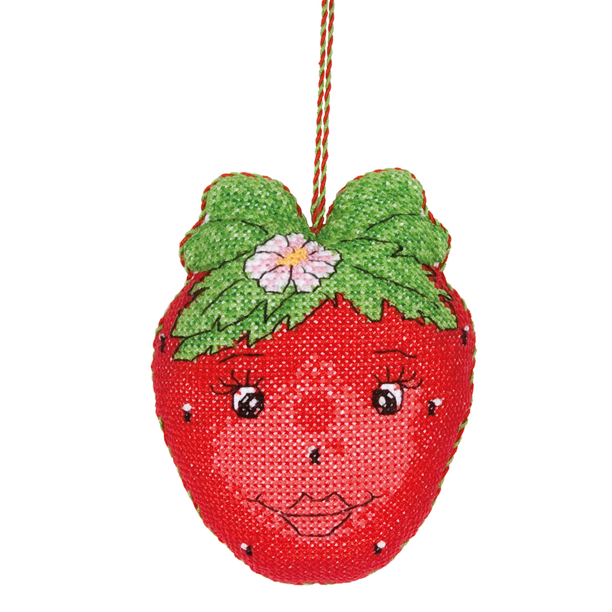 Embroidery kits PANNA IG-1419 Toy. Strawberry