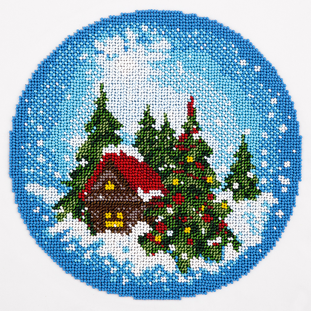Embroidery kits PANNA BN-5016 Christmas Tale