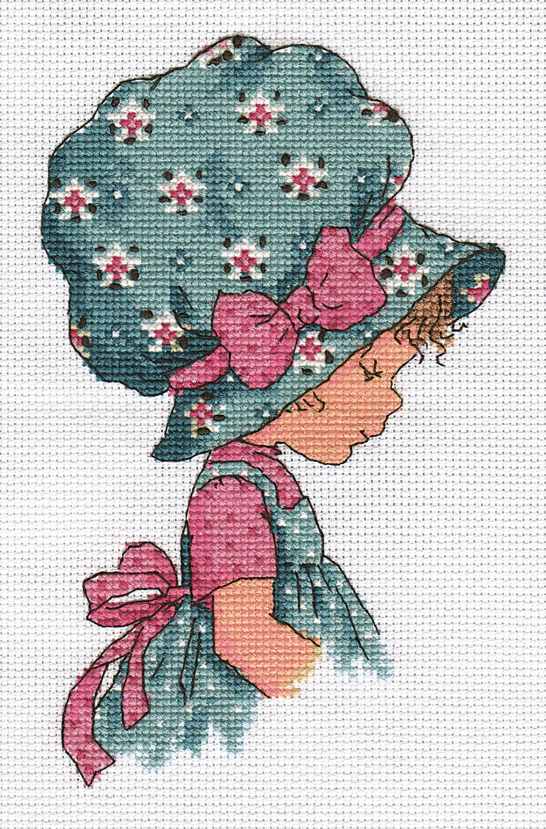 Embroidery kits PANNA 8-146 Little Lizzie