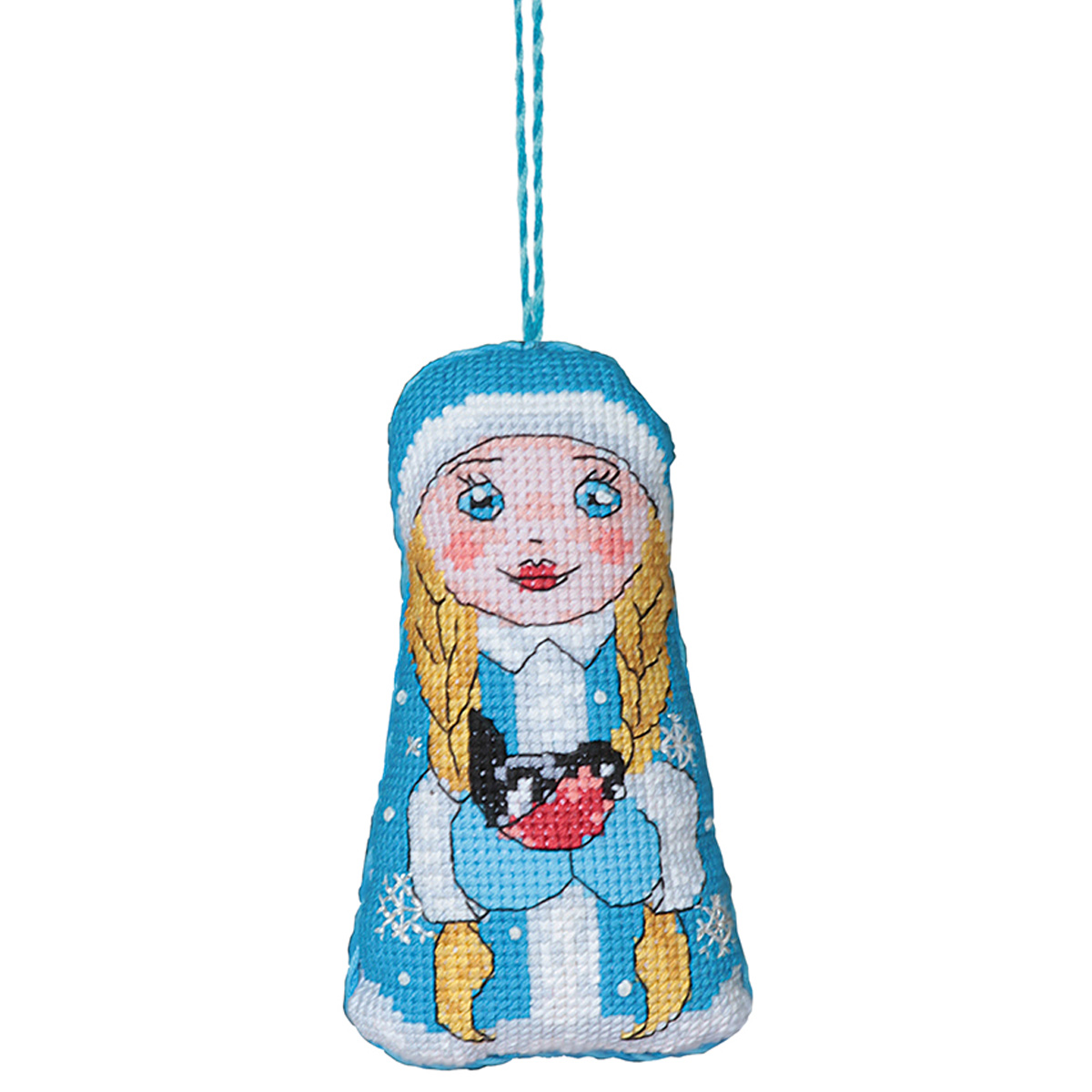 Embroidery kits PANNA IG-1430 Toy. The Snow Maiden