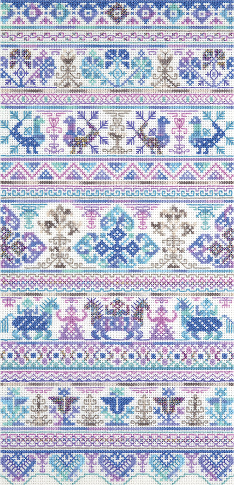 Embroidery kits PANNA О-1967 Russian Traditional Craftwork