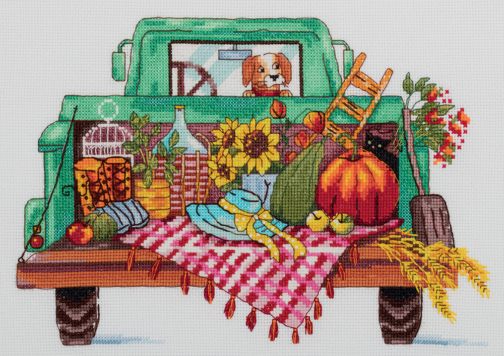 Embroidery kits PANNA M-7108 The Way Home