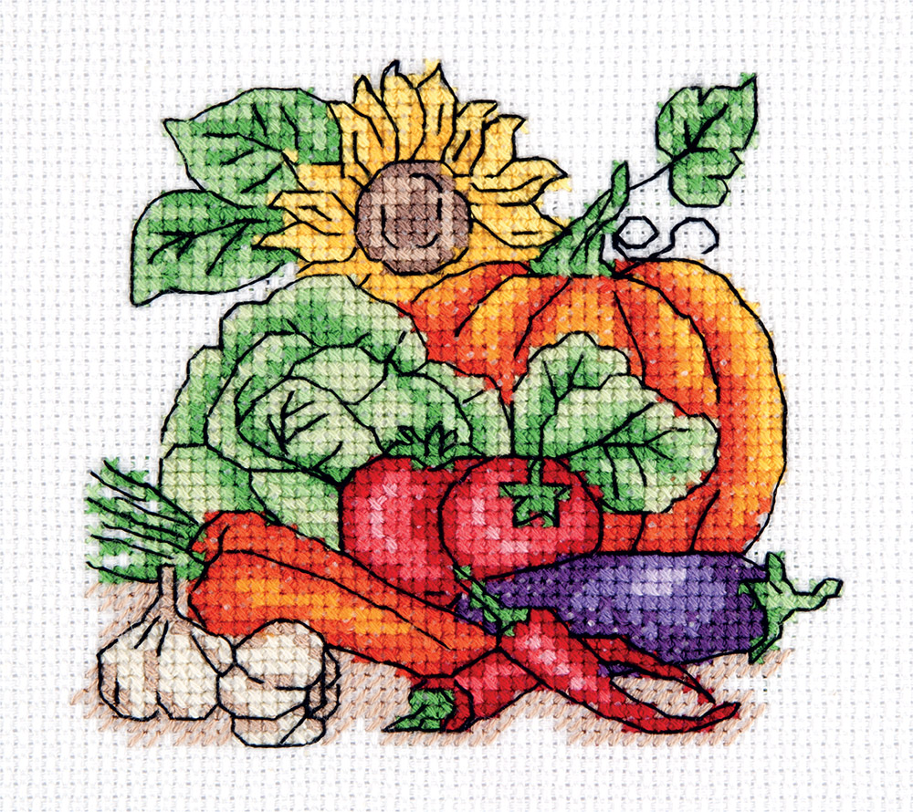 Embroidery kits PANNA 8-264 Autumn Harvest