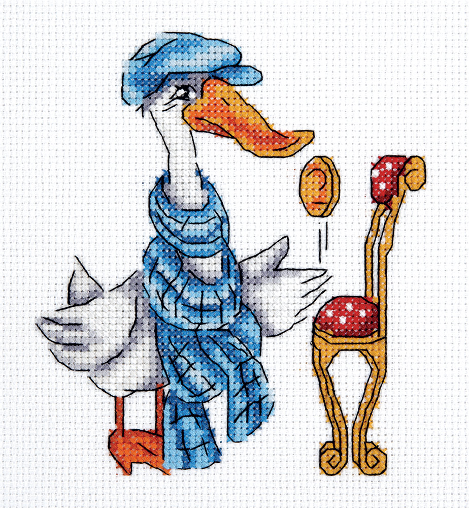 Embroidery kits PANNA 8-262 The Gander