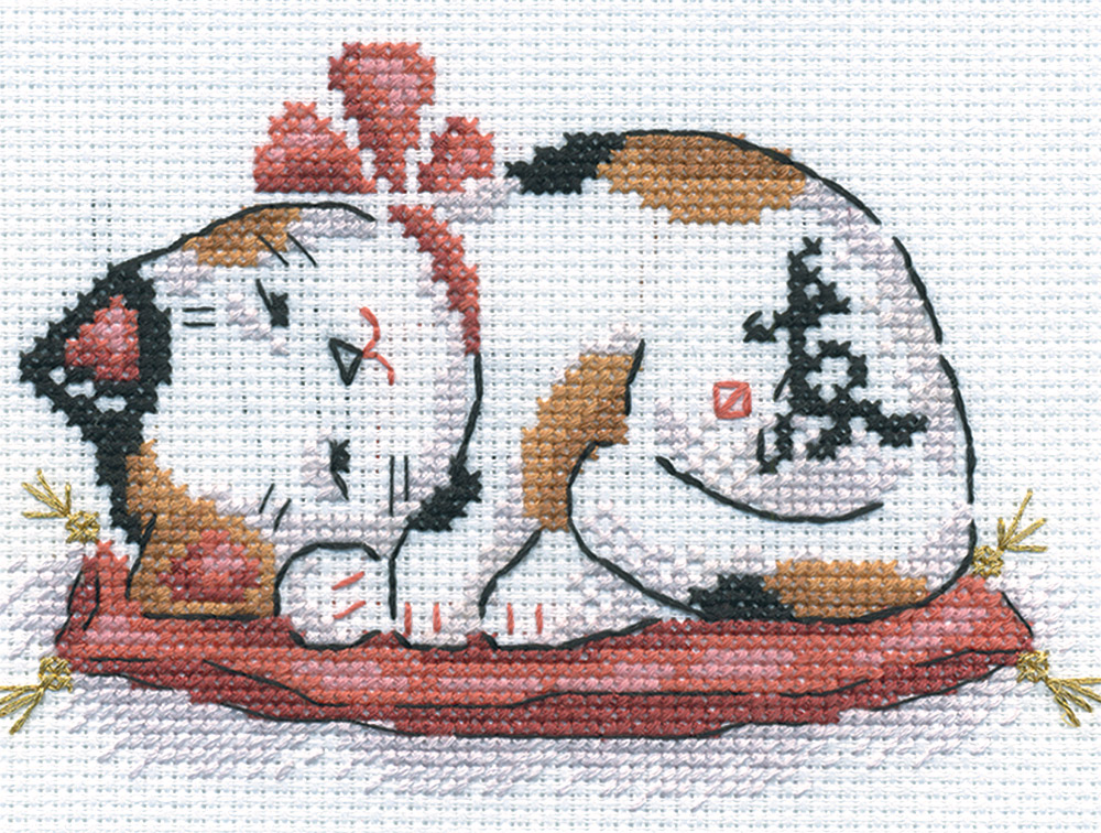 Embroidery kits PANNA I-0593