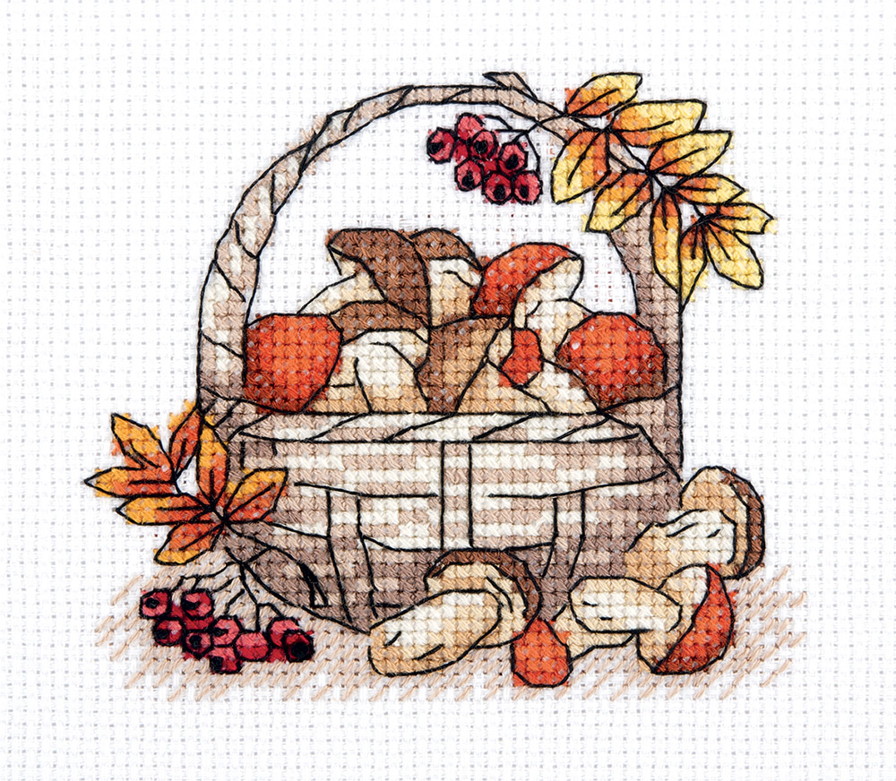Embroidery kits PANNA 8-263 Woodland Gifts